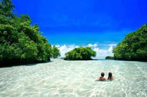 Vavau Beach, Samoa