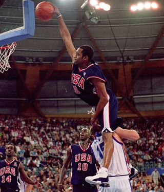 We Remember: Vince Carter's jaw-dropping dunk over a 7'2