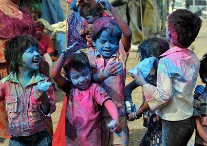 The Eyes of Children around the World