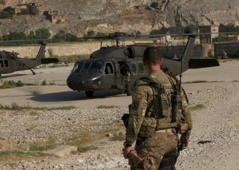 Reminder: We're still in Afghanistan